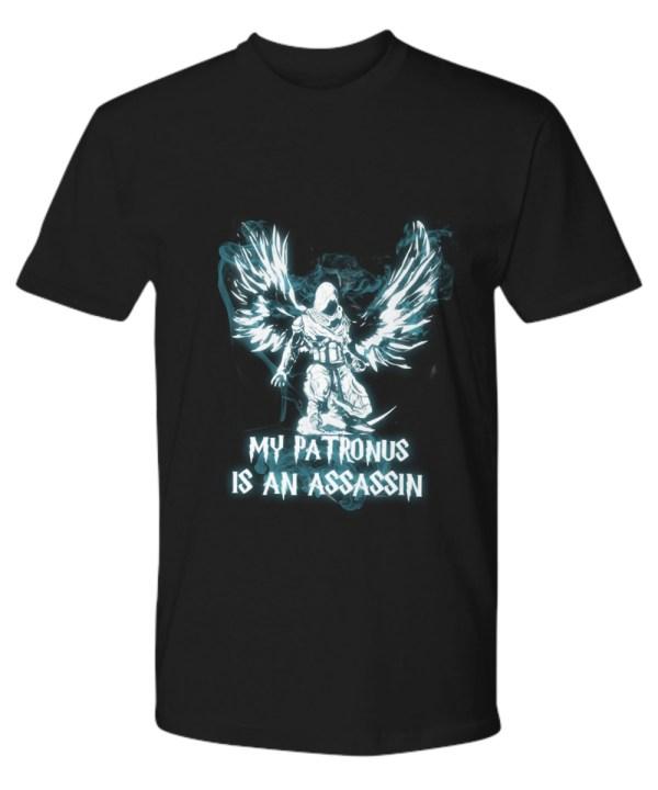 My patronus is an assassin shirt