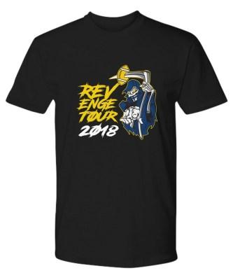 Michigan revenge tour 2018 shirt