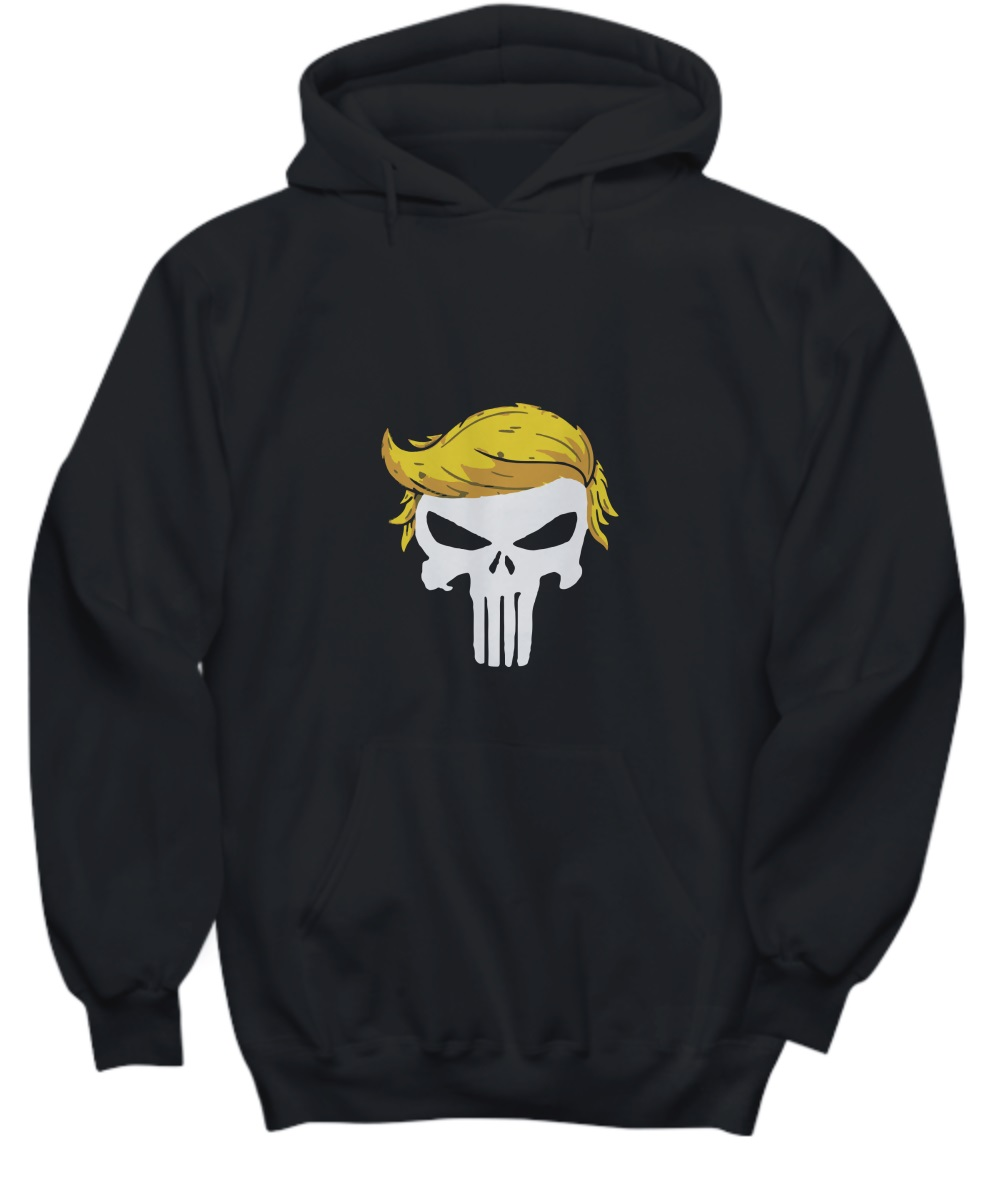 Punisher Trump hoodie
