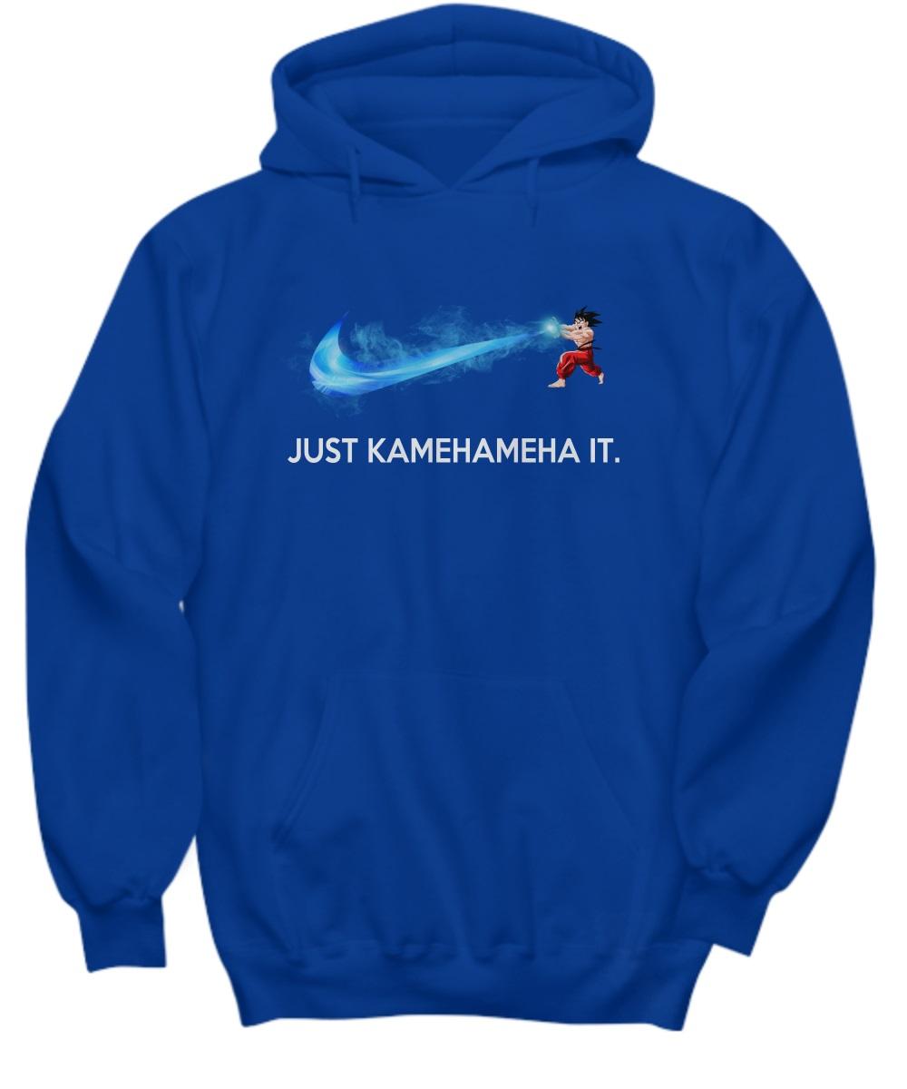 Son Goku just kamehameha it hoodie