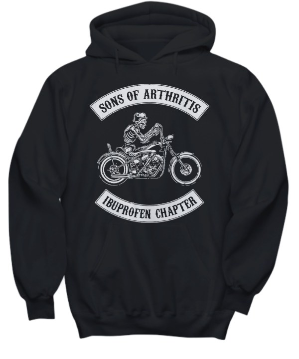 Sons of arthritis ibuprofen chapter hoodie