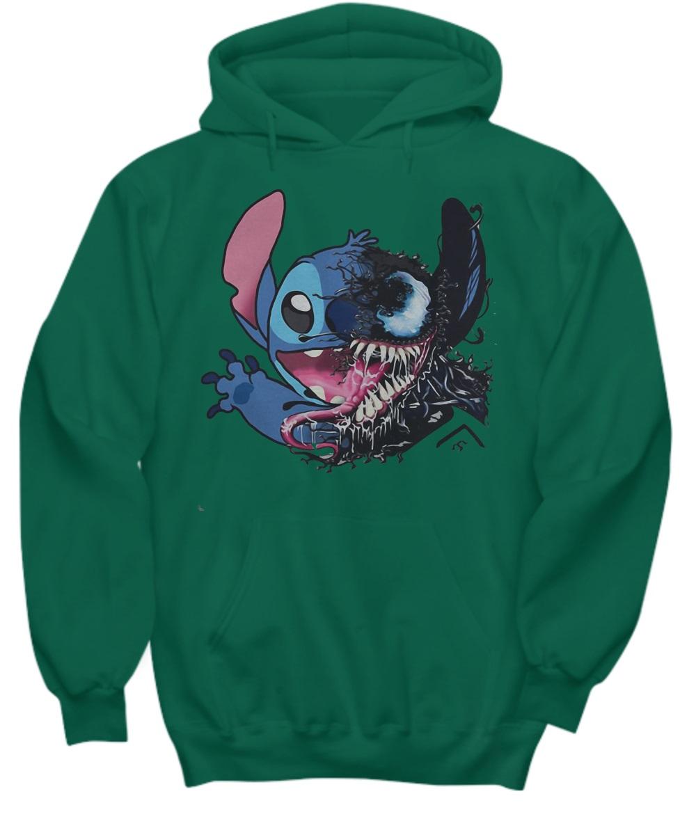 Venom Stitch we are Venom Face hoodie