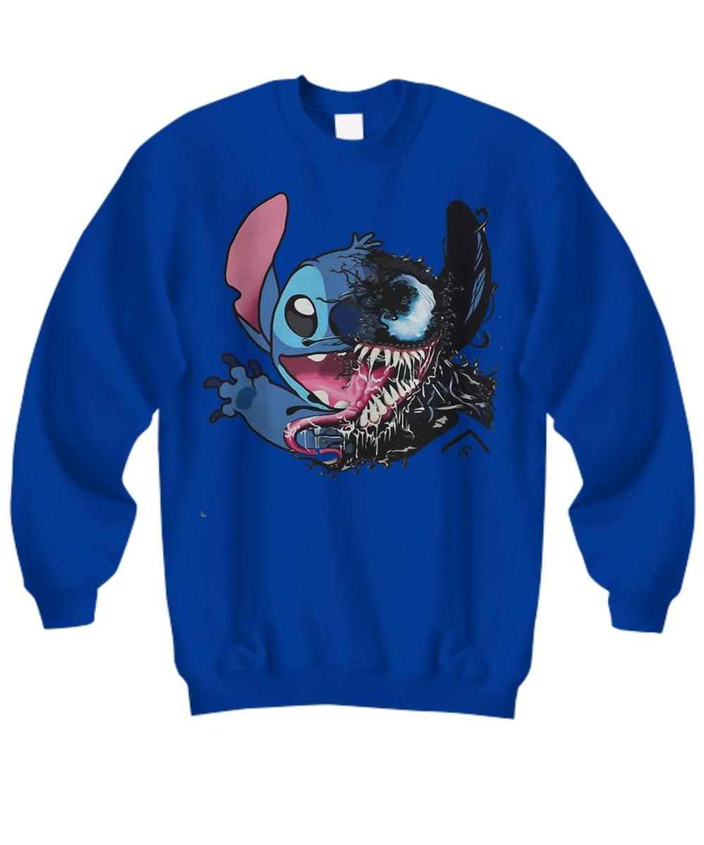 Venom Stitch we are Venom Face sweatshirt