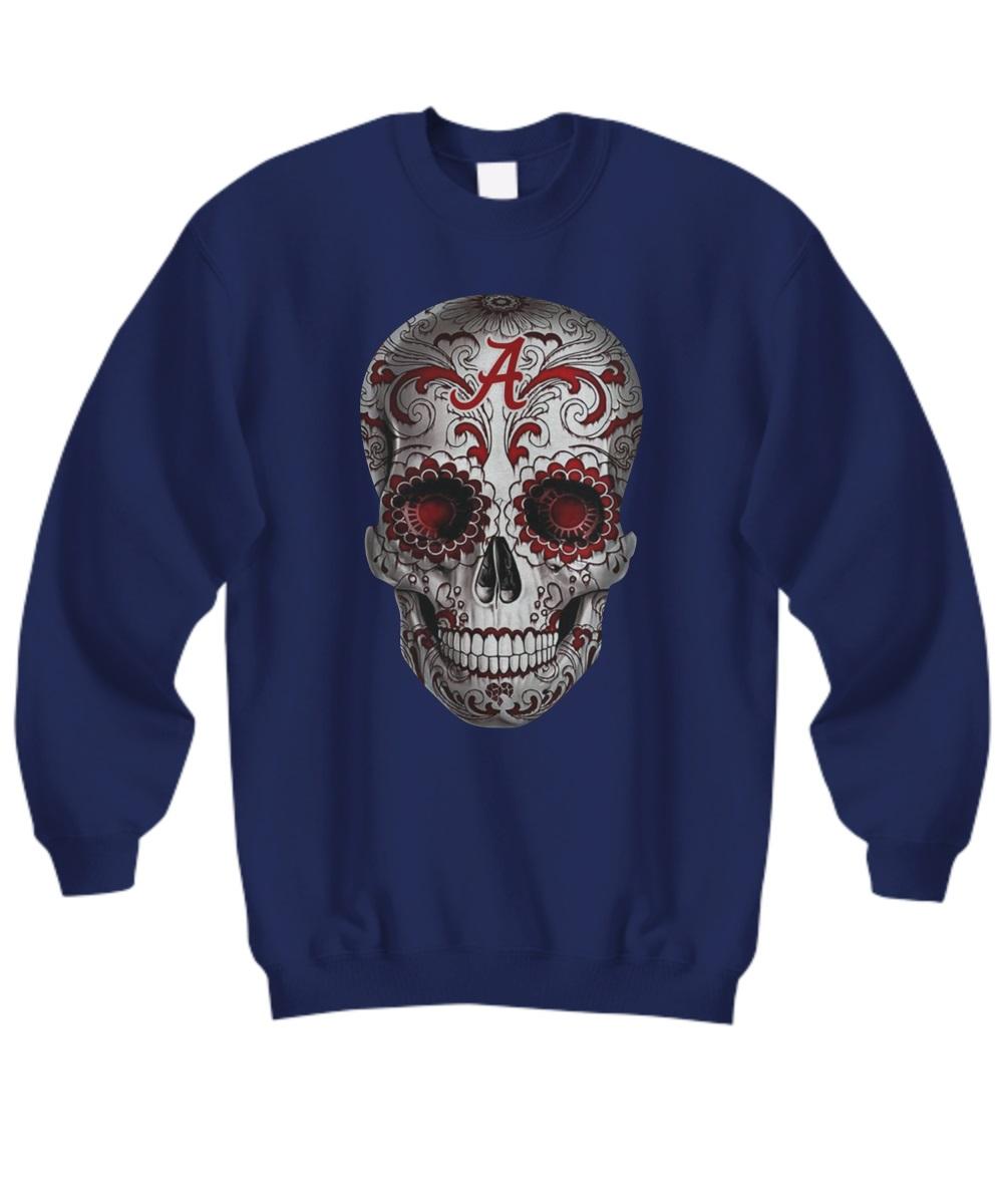 Alabama Crimson Tide Sugar Skull sweatshirt