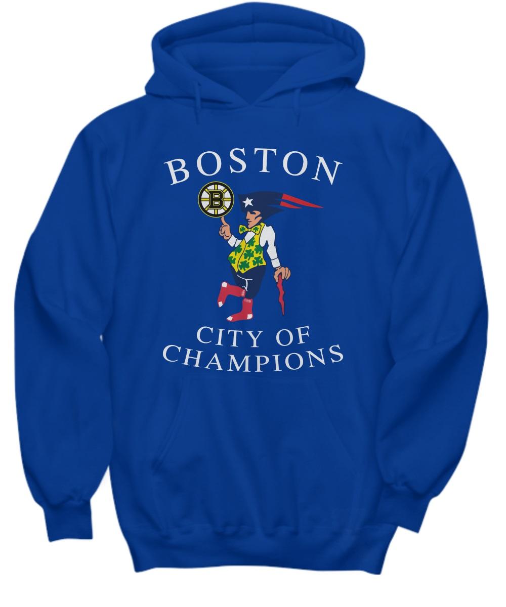 Boston Sports Teams Citizen hoodie