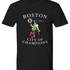 Boston Sports Teams Citizen shirt