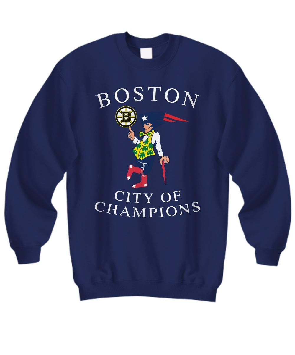 Boston Sports Teams Citizen sweatshirt