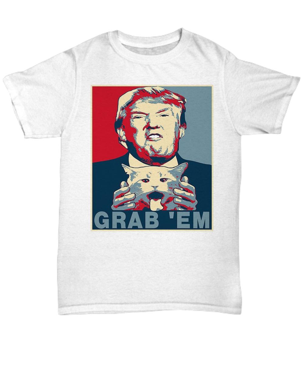 Trumb Grab em classic shirt