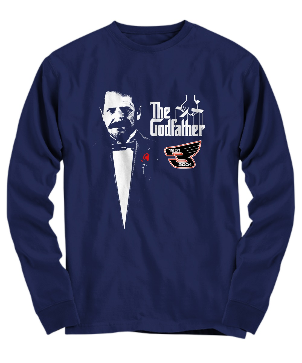 Dale Earnhardt The Godfather 1951 2001 long sleeve