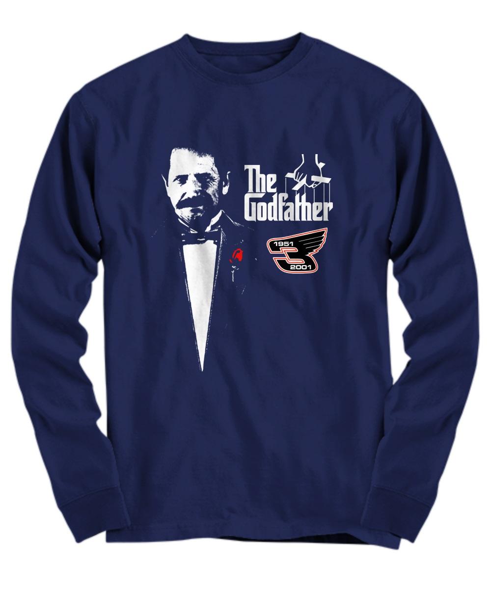 Dale Earnhardt The Godfather 1951 2001 long sleeve