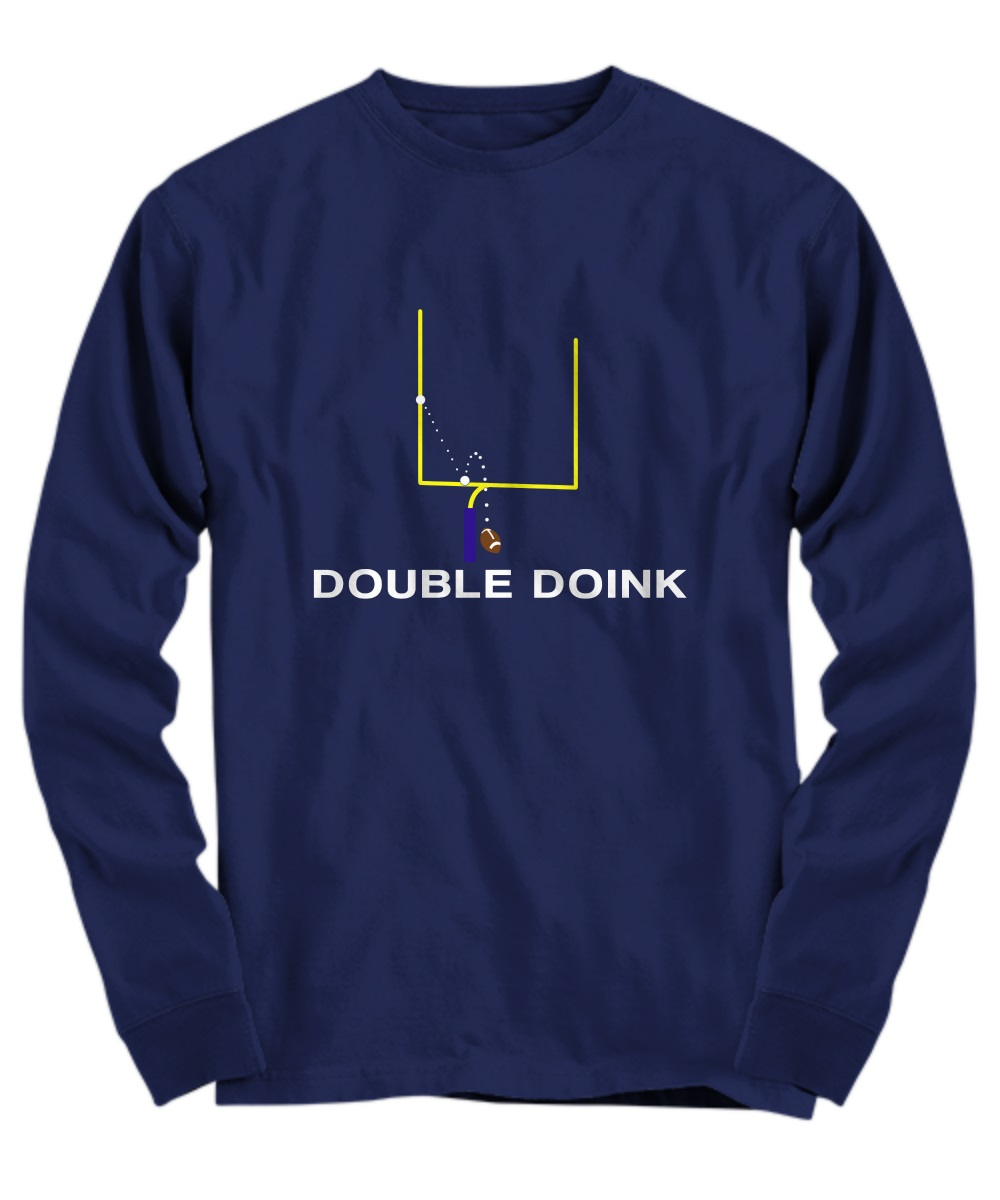 The Original DOUBLE DOINK Football long sleeve