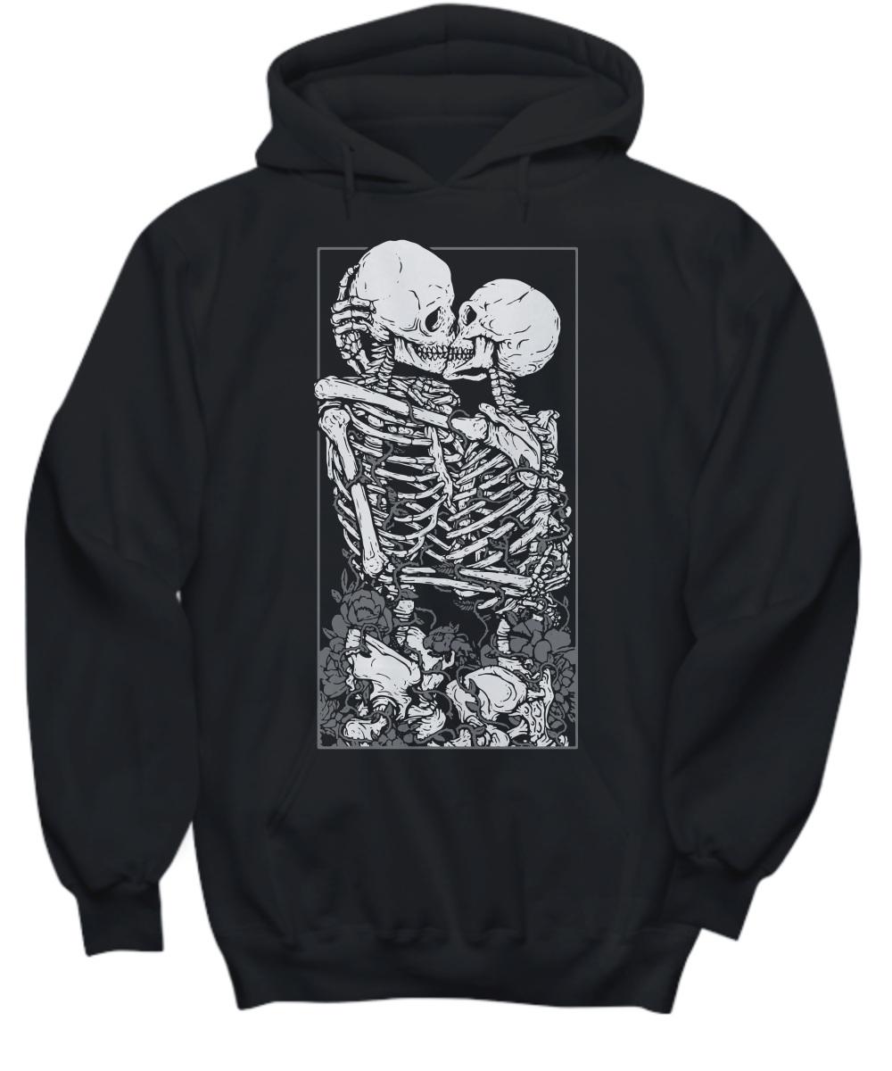 Skull The Lovers hoodie