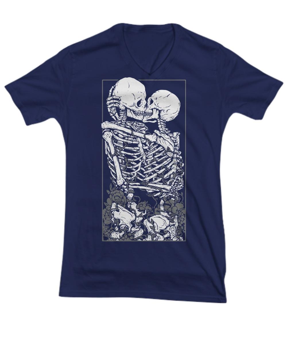 Skull The Lovers v-neck