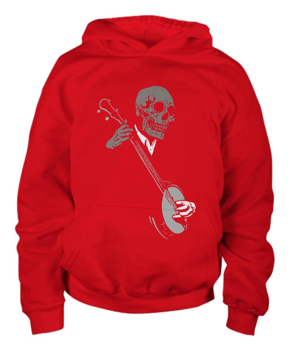 Skullboys' Banjo Blues hoodie