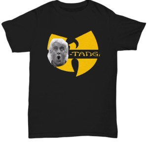 Ric Flair Wu-tang clan shirt