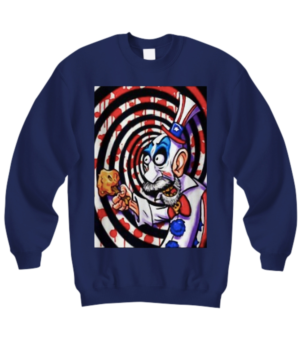 Captain Spaulding Fried Chicken Sweatshirt