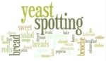 Yeastspotting - every Friday (wordle.net image)