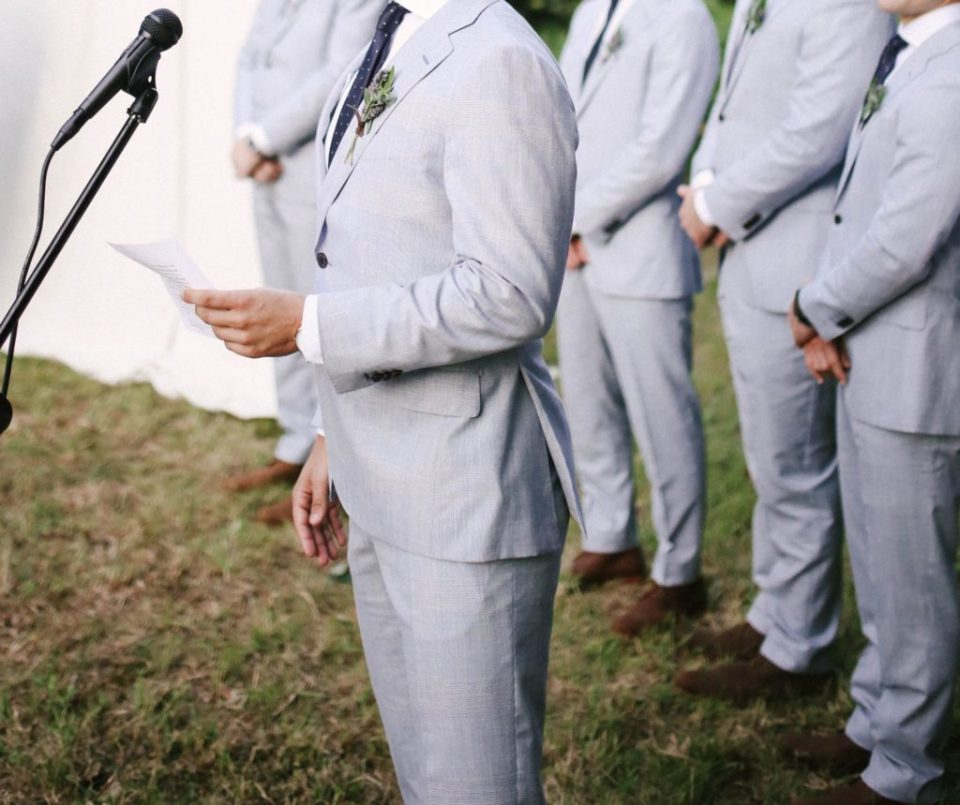 groomsmen in Nisolo's that they use for everyday wear as well
