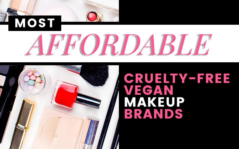 most affordable vegan makeup
