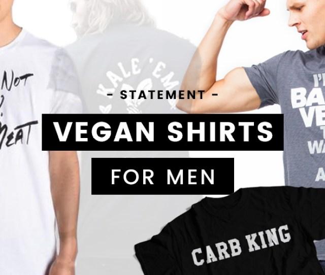 Statement Vegan Shirts For Men