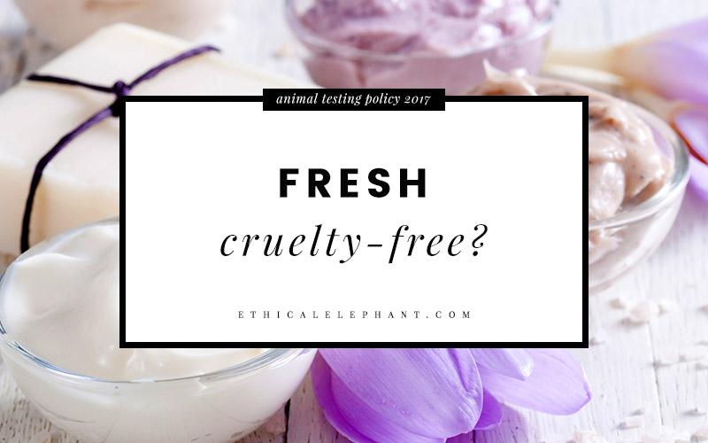 Fresh Test Does Animals Care Skin