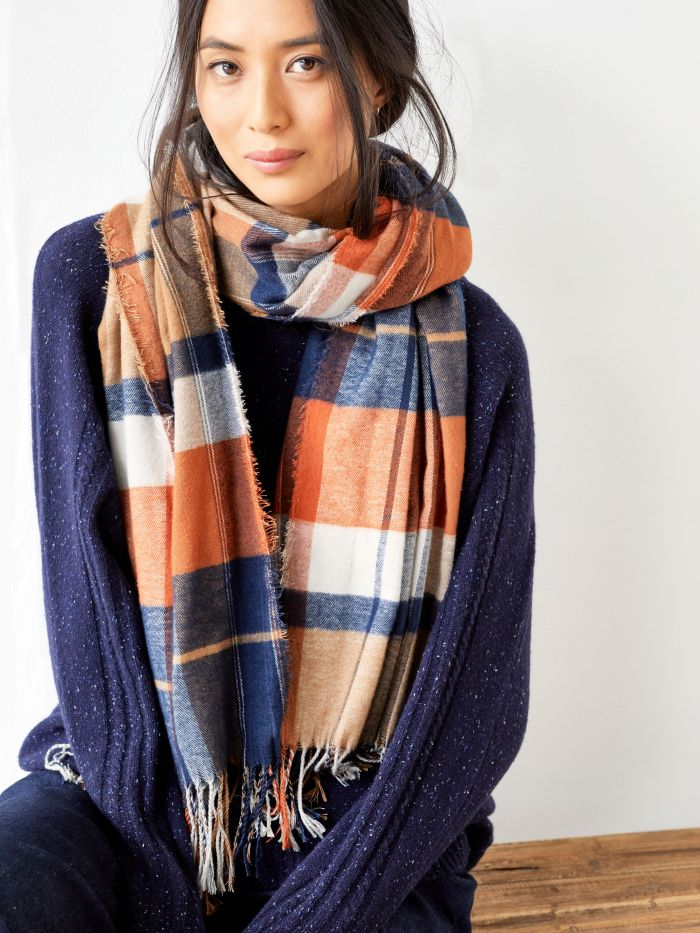 sustainable scarf