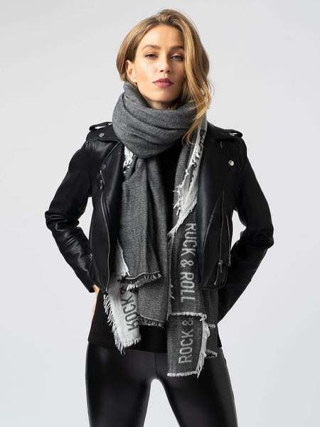 rock and roll scarf