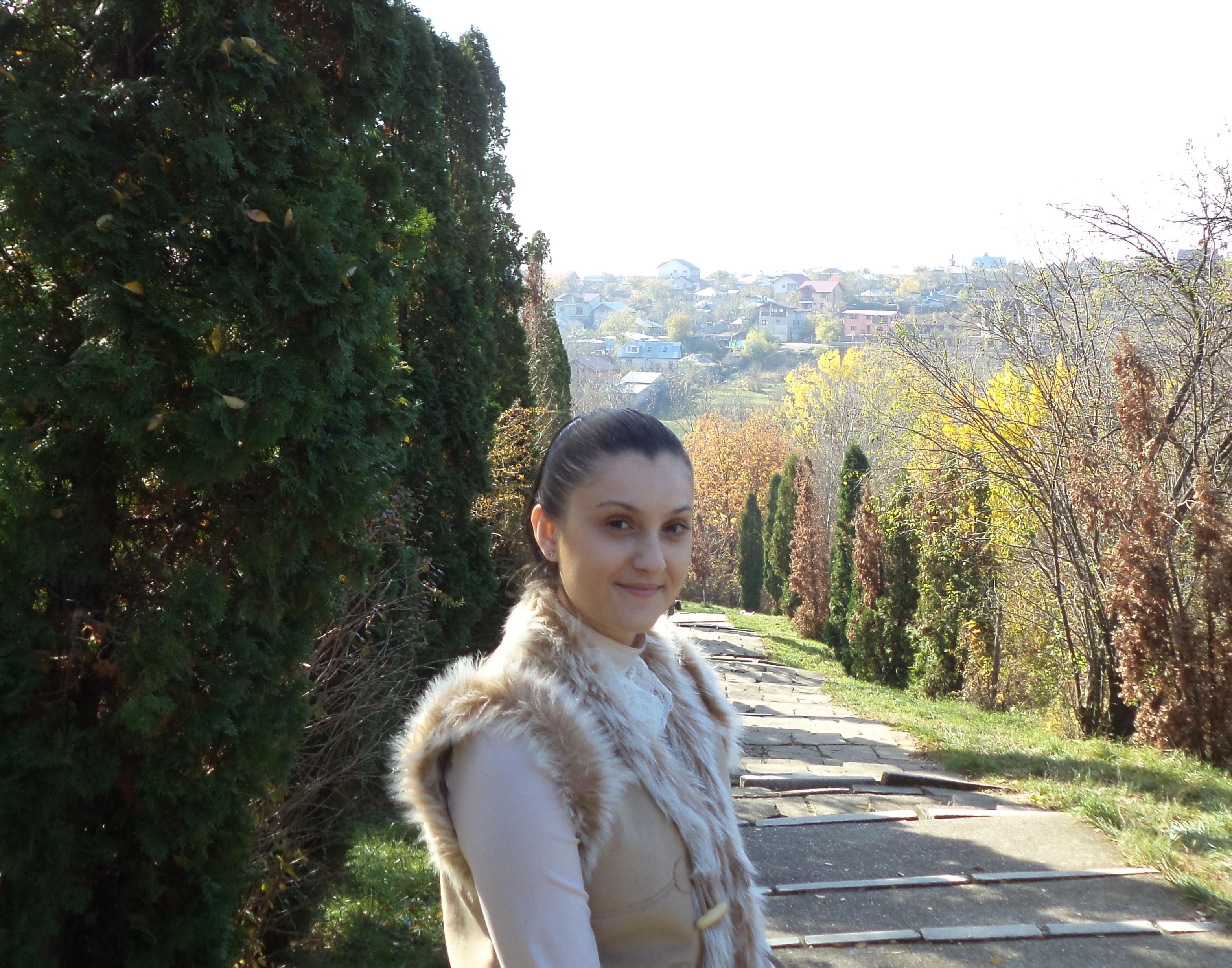 Alina Iuliana Duduţel – Eco-Project Coordinator