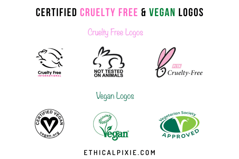 CERTIFIED Cruelty free & VEGAN Logos-2
