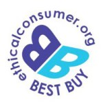 Ethical Consumer Best Buy Label