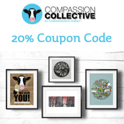 Compassion Collective Etsy Art Prints & Cards - 20% Coupon Code