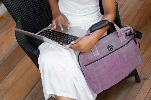Le Portable - Sac Ordinateur éthique