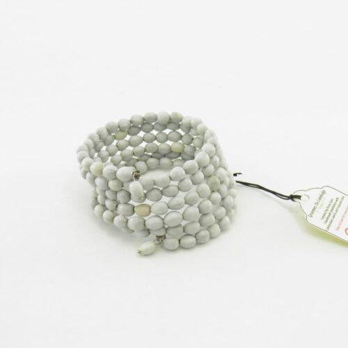 Iron Bracelet – Natural Seeds Bracelet
