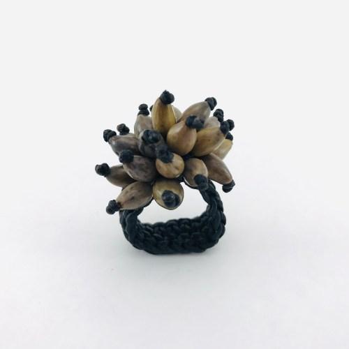 Ring – Natural Seeds - Brown