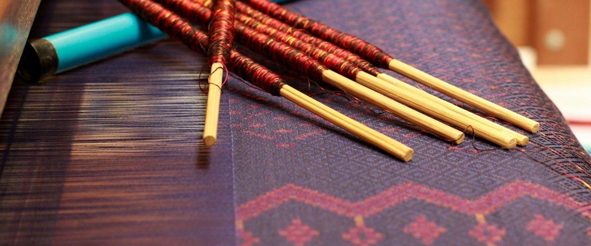 Artisans Angkor - weaving