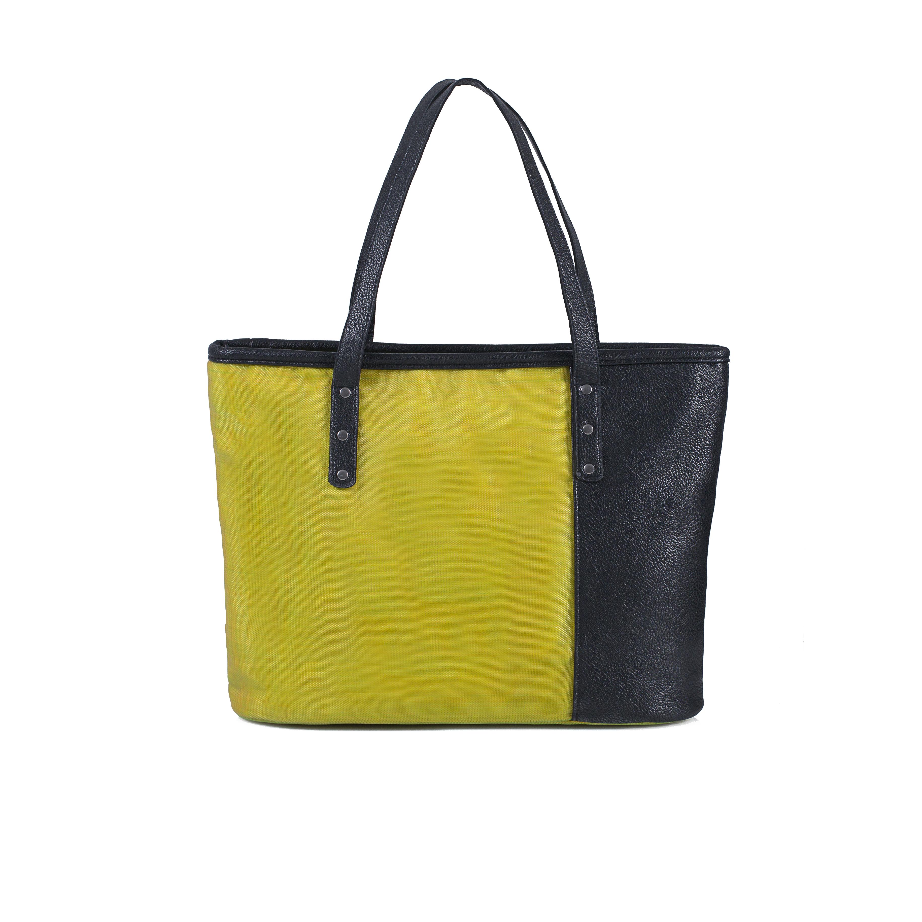 Darany - Ethical Handbag - Yellow
