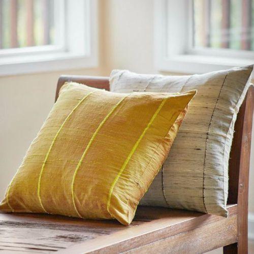 Artisans Angkor - Raw Silk Cushions