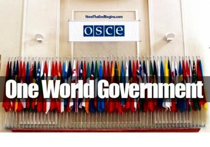 one world gov