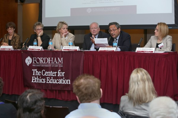 Center Ethics Education Hosts Conference