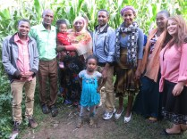 Delia's Family