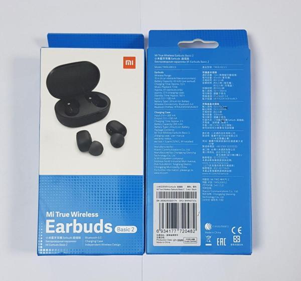 Mi True Wirless Earbuds Basic 2