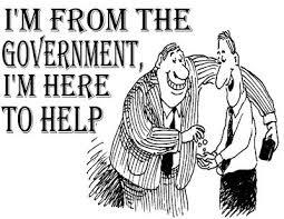 de overheid belast de burger- anticipatieve heffing