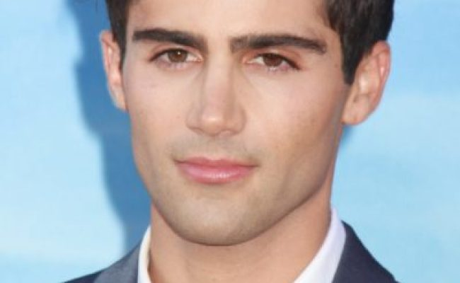 Max Ehrich Ethnicity Of Celebs What Nationality