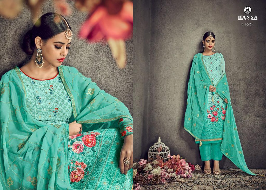 cd9105d64d Download Image Zip · Download PDF. Hansa Print Husna Lakhnavi Heavy  Designer ...