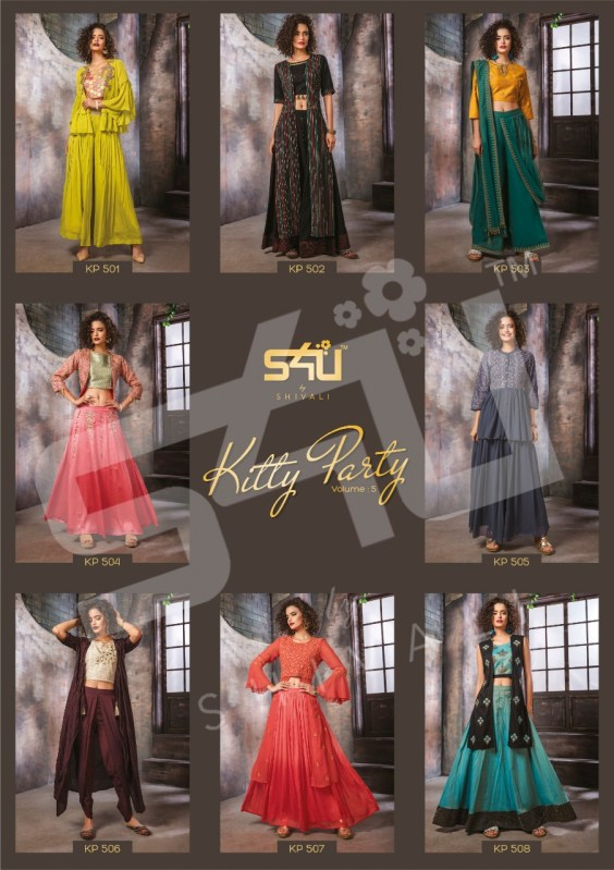 cad462513f S4u-Kitty-Party-Vol-5-Festive-Wear-Fashionable-Kurtis-Collection-Online-10