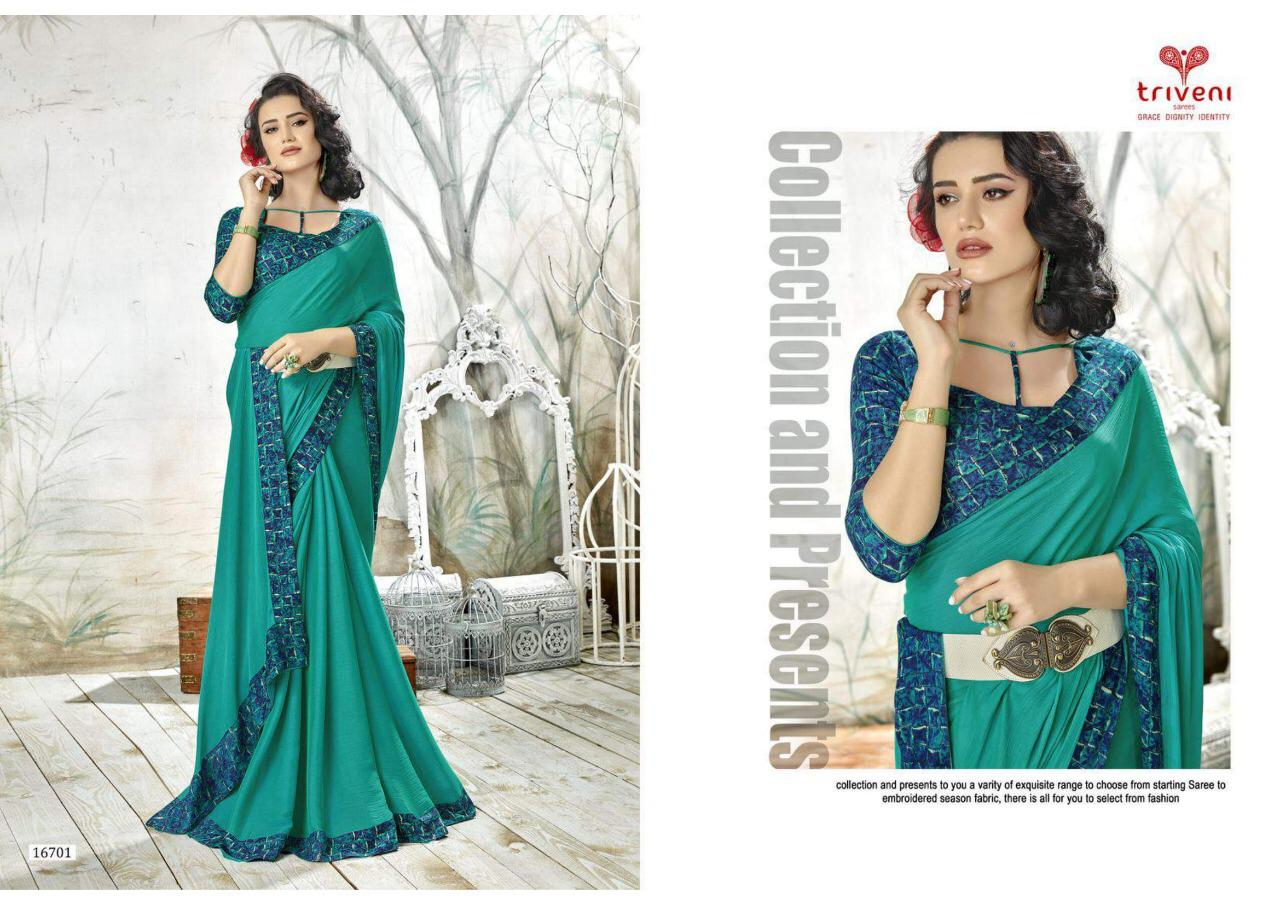 94371e5e81 Download Image Zip · Download PDF · Download Image Zip · Download PDF. Triveni  Shayna Vol 8 Printed Fancy Fabric Sarees Collection at Wholesale Rate