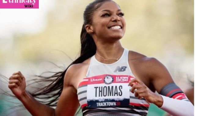 Gabby Thomas Ethnicity