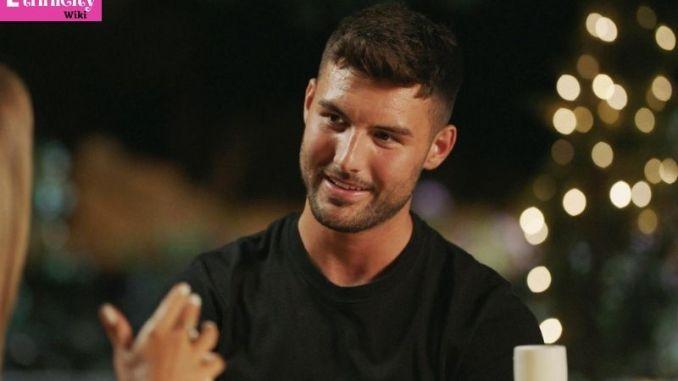 Liam Reardon Love Island Wiki