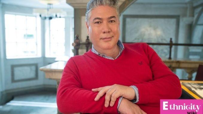 Jonathan Phang Ethnicity
