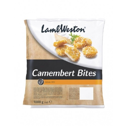 Bouchée de camembert